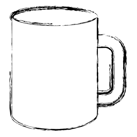 corporate company mug icon vector illustration design Stock Vector - 99238596