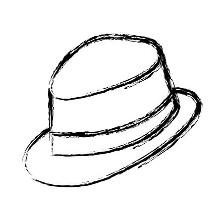 Hat icon Illustration