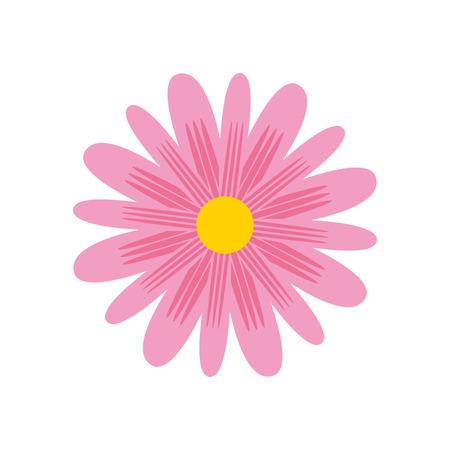 Delicate flower nature bloom image illustration Çizim