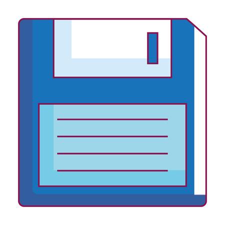 Floppy disk icon Stok Fotoğraf - 99649854