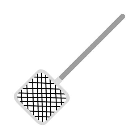 Red de acuario de la limpieza icono de la ilustración vectorial de diseño . Foto de archivo - 100022834