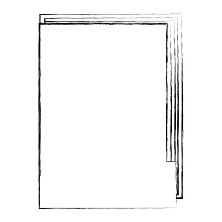 File folder icon Ilustração