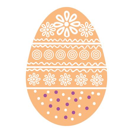 Easter Egg vector illustration design Ilustrace