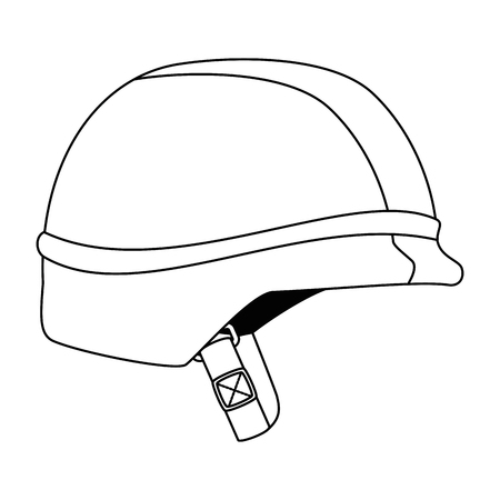 1192 Safety Helmet Steel Cliparts Stock Vector And Royalty Free