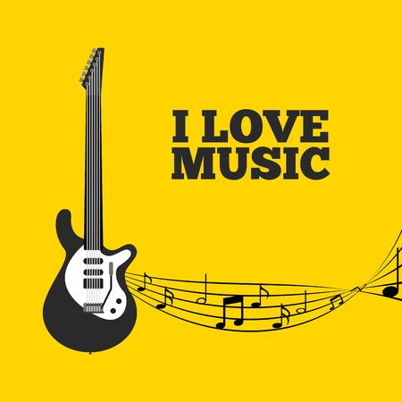 music lifestyle design, vector illustration eps10 graphic Stock Vector - 100293609