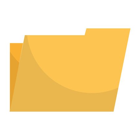 File folder isolated icon vector illustration design. Imagens - 100692924