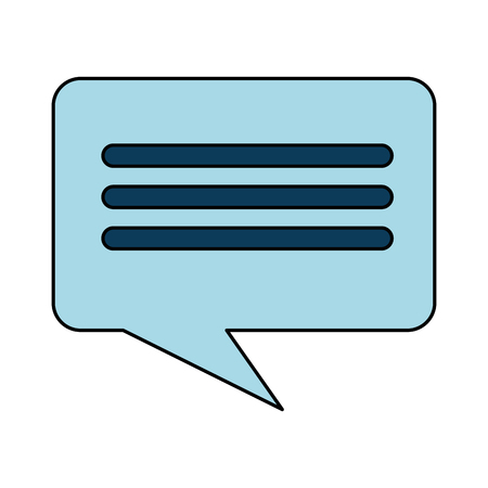 speech bubble message icon vector illustration design 일러스트