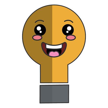 bulb light isolated icon vector illustration design Stock Vector - 100721926