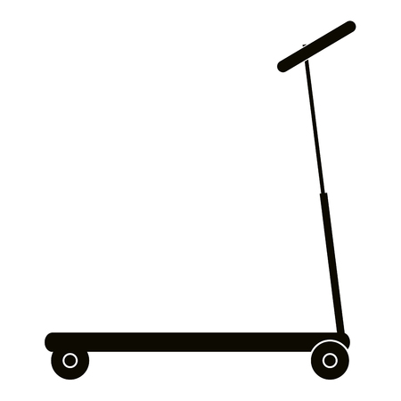 Skate board isolated icon vector illustration design Ilustração
