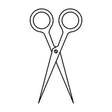 scissors school supply icon vector illustration design 写真素材 - 101083461