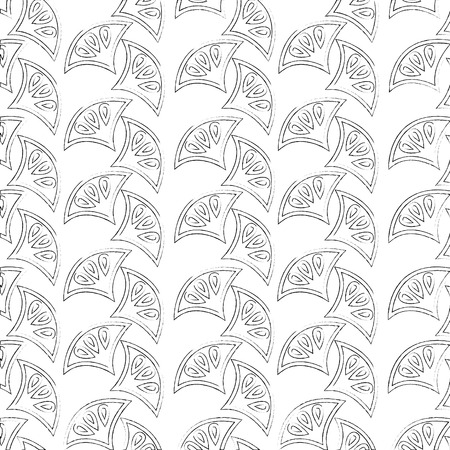 beauty scroll antique ornament style background vector illustration Illustration