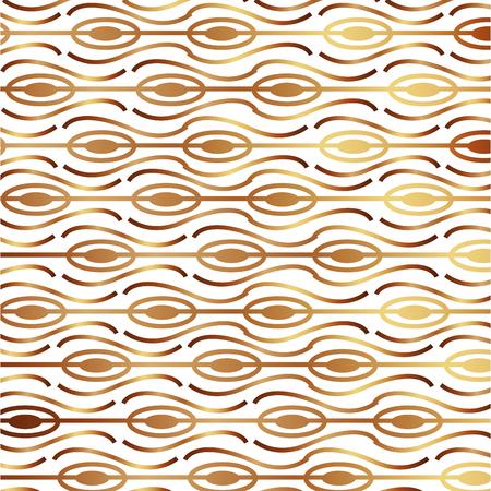 elegant pattern victorian style vector illustration design Standard-Bild - 101401244