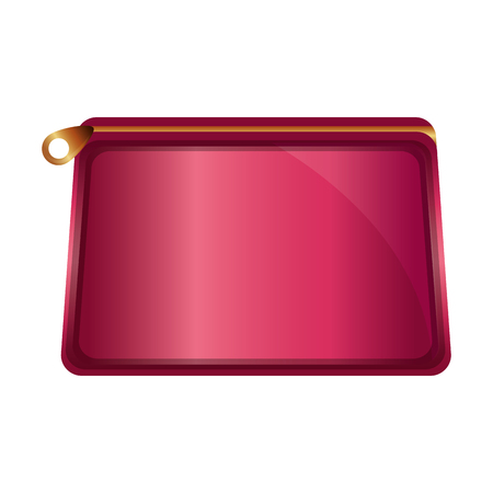 cosmetic makeup purse accessory female vector illustration 写真素材 - 101406273