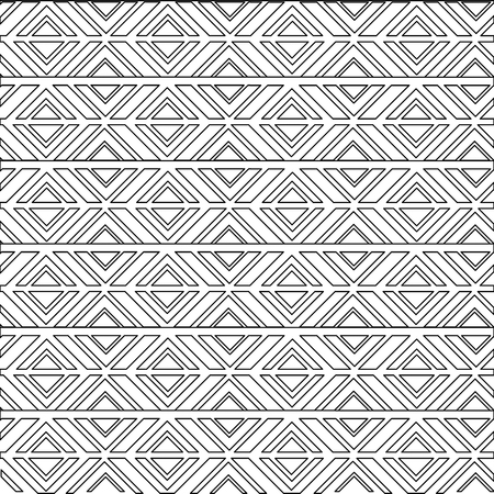 art deco decorative geometric abstract luxury pattern vector illustration