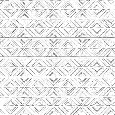 elegant pattern victorian style vector illustration design Standard-Bild - 101446141