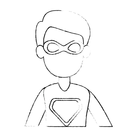 super best dad character vector illustration design Stockfoto - 101511253