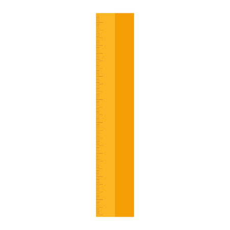 geometric rule school icon vector illustration design