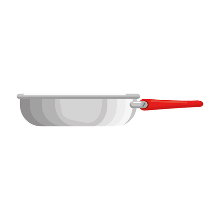 kitchen pan isolated icon vector illustration design