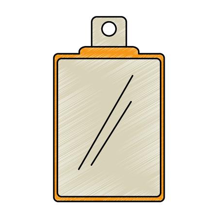 cutting board kitchen icon vector illustration design