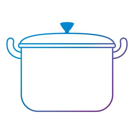 Kochtopf isoliert Symbol Vektor-Illustration , Design , Standard-Bild - 102028067