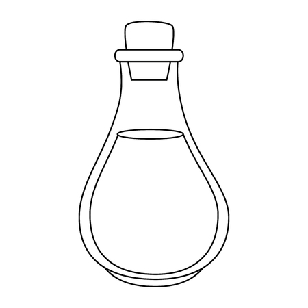 olive oil bottle icon vector illustration design Stock Vector - 102029266