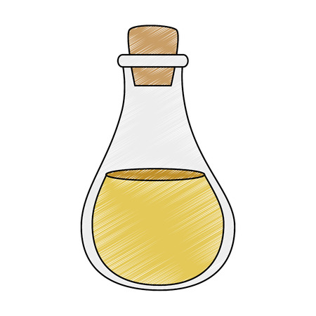 olive oil bottle icon vector illustration design Stock Vector - 102109861