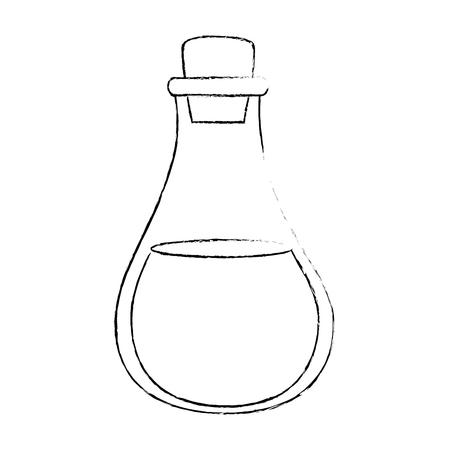olive oil bottle icon vector illustration design Stock Vector - 102021278