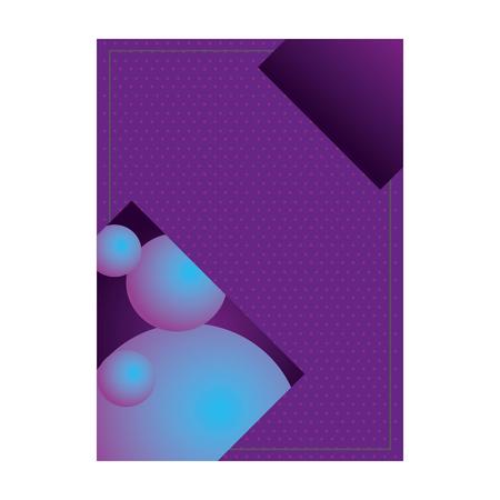 paint and colors workart frame vector illustration design Ilustração