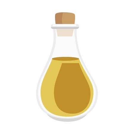 olive oil bottle icon vector illustration design Stock Vector - 102029780