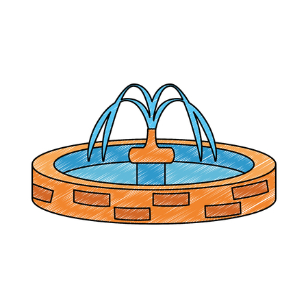 park sink water icon vector illustration design Stok Fotoğraf - 102380161