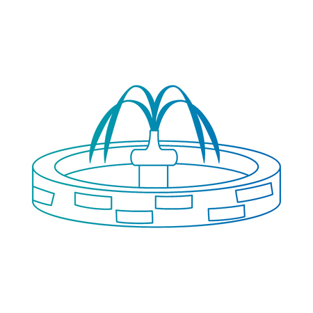 park sink water icon vector illustration design