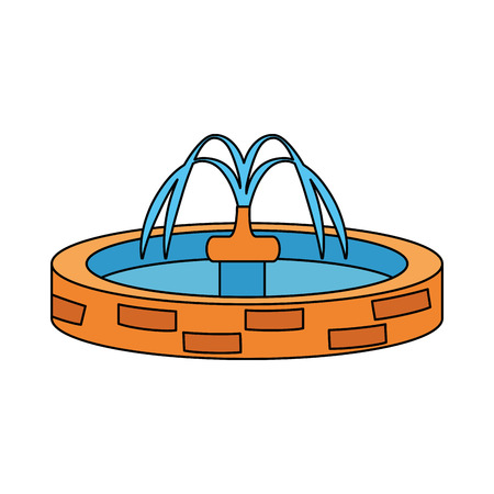 park sink water icon vector illustration design Foto de archivo - 102404165