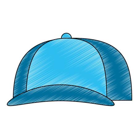 sport cap isolated icon vector illustration design Stock Vector - 102395672