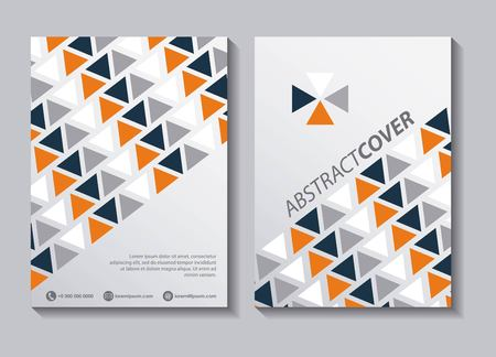 abstract covers background banners geometric polygonal pattern vector illustration Illusztráció