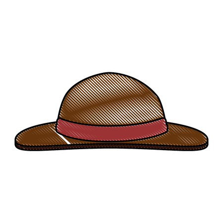 canadian ranger hat uniform vector illustration design Foto de archivo - 102702616