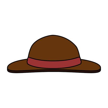 canadian ranger hat uniform vector illustration design 向量圖像