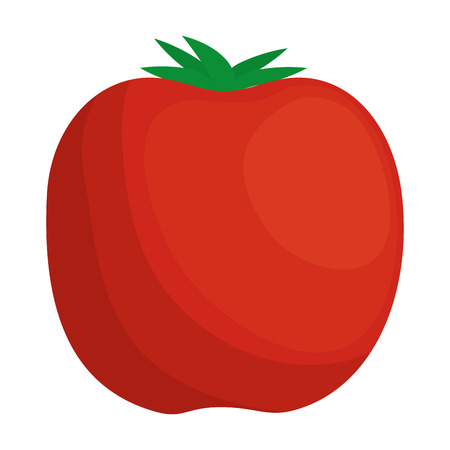 tomato fresh isolated icon vector illustration design 写真素材 - 102905163