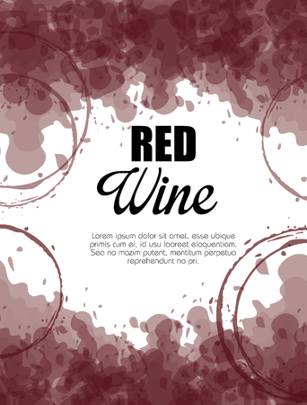 the best wine label vector illustration design