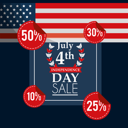 american independence day dsale discount commerce