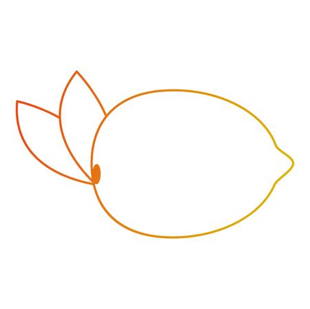 guava fresh fruit healthy vector illustration design Illusztráció