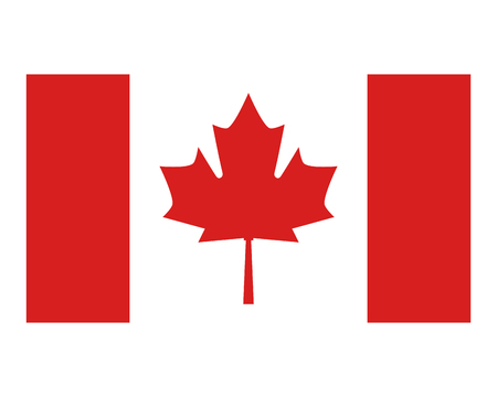 Illustrazione vettoriale illustrazione di paese canadese icona del paese Archivio Fotografico - 103035187