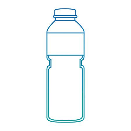 juice fruit bottle icon vector illustration design
