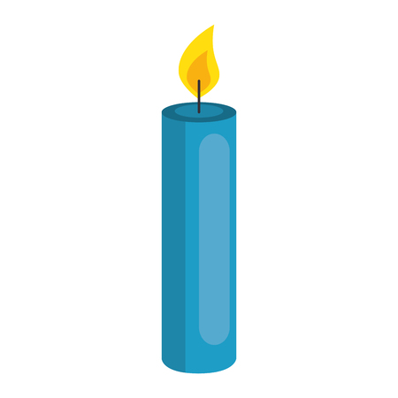 candle year isolated icon vector illustration design Zdjęcie Seryjne - 103373617