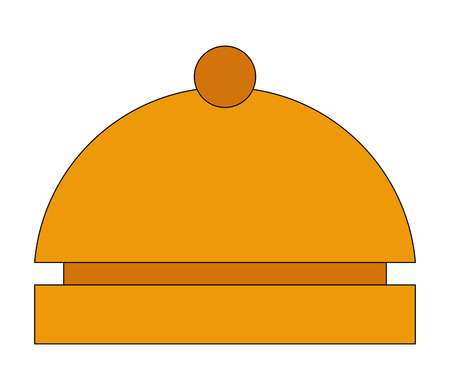 ring hotel isolated icon vector illustration design Banque d'images - 103706042