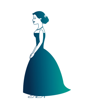 wife marriage isolated icon vector illustration design
