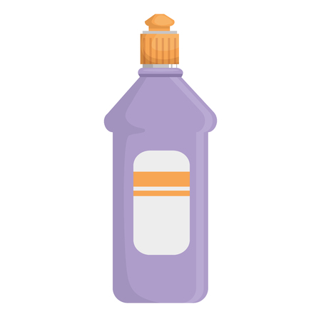bottle house product icon vector illustration design 写真素材 - 115013714
