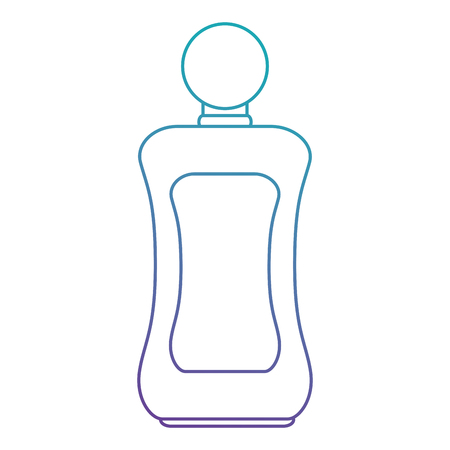 bottle lotion product icon vector illustration design 写真素材 - 115013913