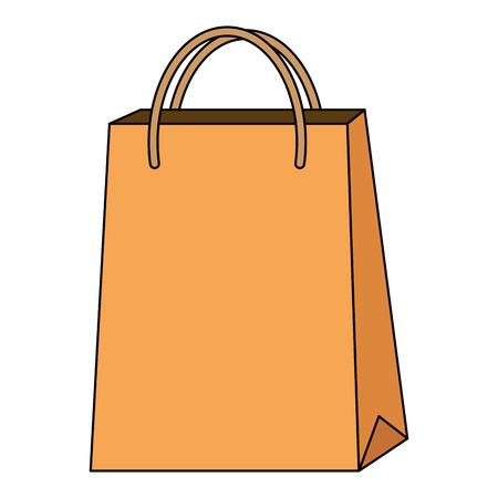 market paper bag icon vector illustration design Foto de archivo - 115014001