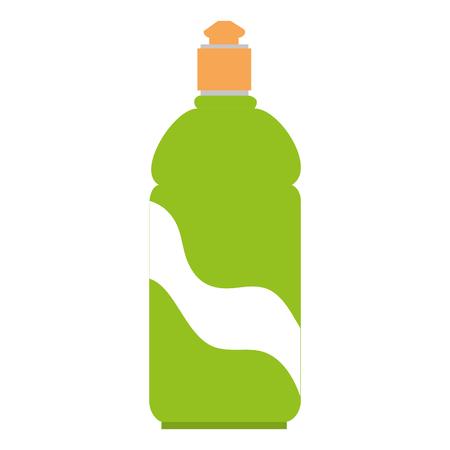 bottle soap product icon vector illustration design