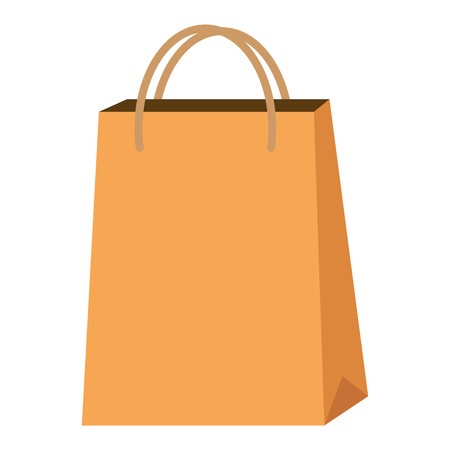market paper bag icon vector illustration design Archivio Fotografico - 115014055